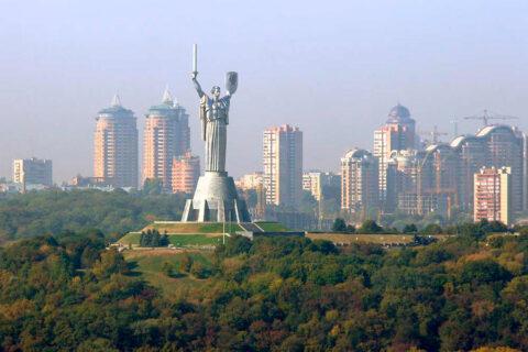 Автобус Киев-Луганск через РФ