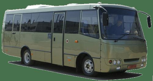 Автобус Луганск-Майорск