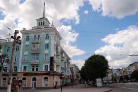 Запорожье-Луганск
